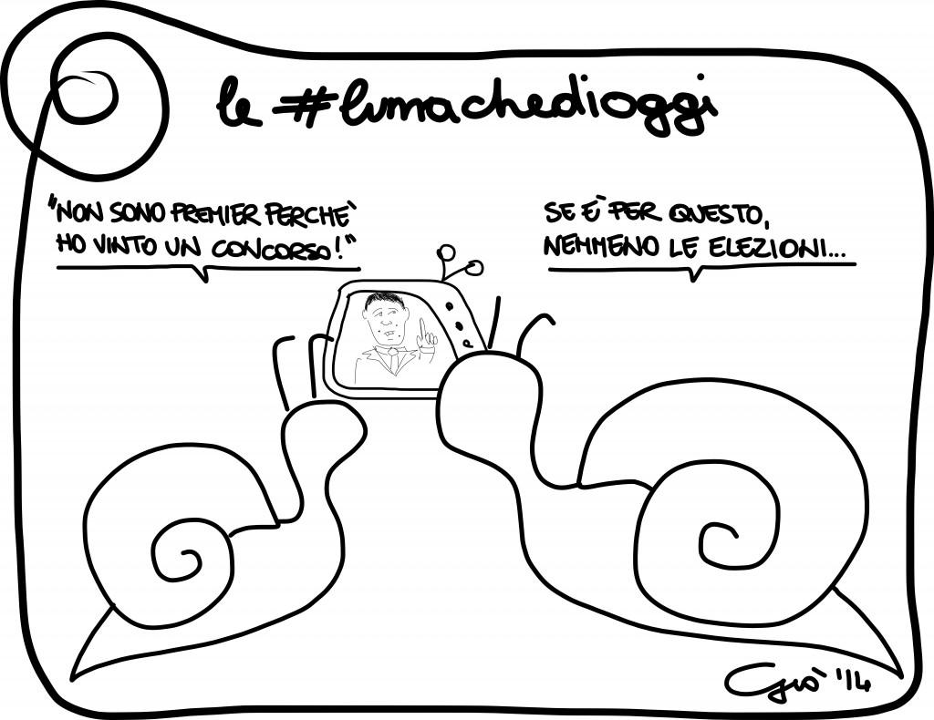 #lumachedioggi di Giovanni Laccetti del 30.4.2014