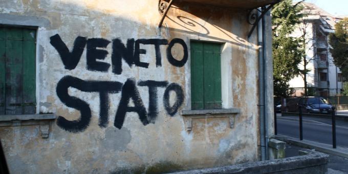 """Matteo Salvini """"Vergognosi gli arresti dei secessionisti veneti"""""""