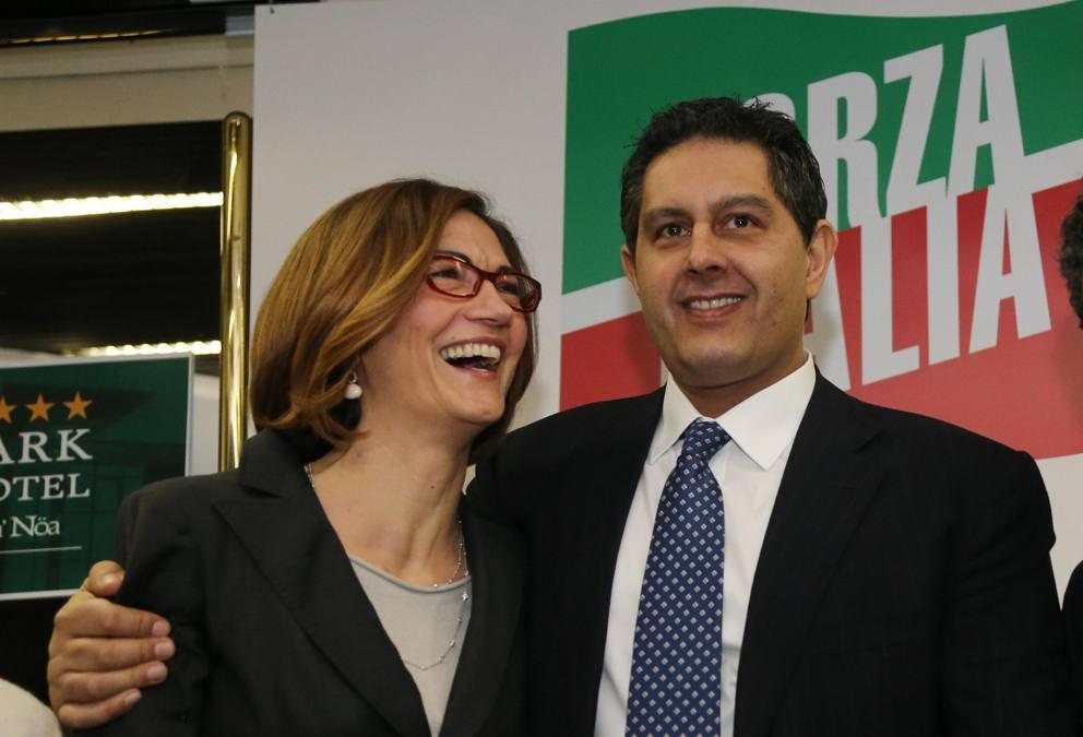 toti gelmini forza italia berlusconi elezioni europee