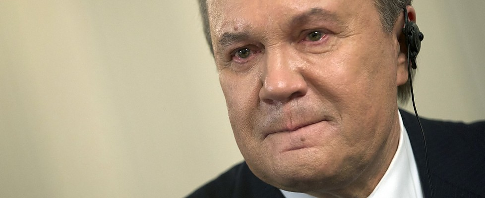 ucraina yanukovich