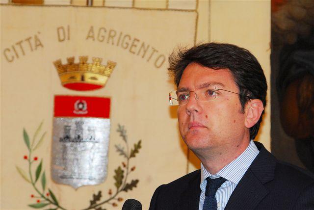 Marco Zambuto sindaco Agrigento