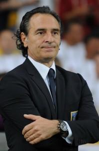 Cesare Prandelli, dal 2010 ct della nazionale italiana