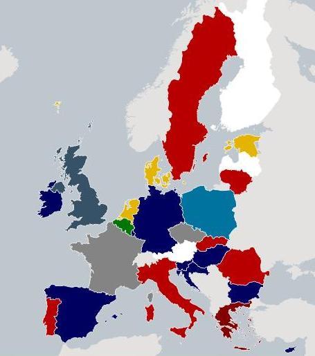 Sondaggi Elezioni Europee parlamento