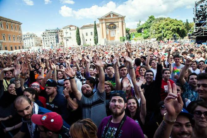 concertone primo maggio a roma