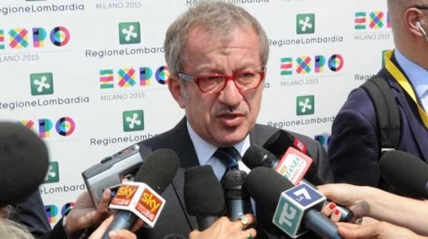 Maroni, presidente Regione Lombardia