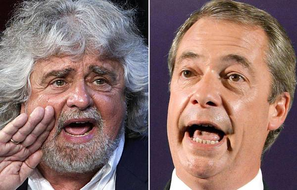 grillo blog farage verdi ukip m5s