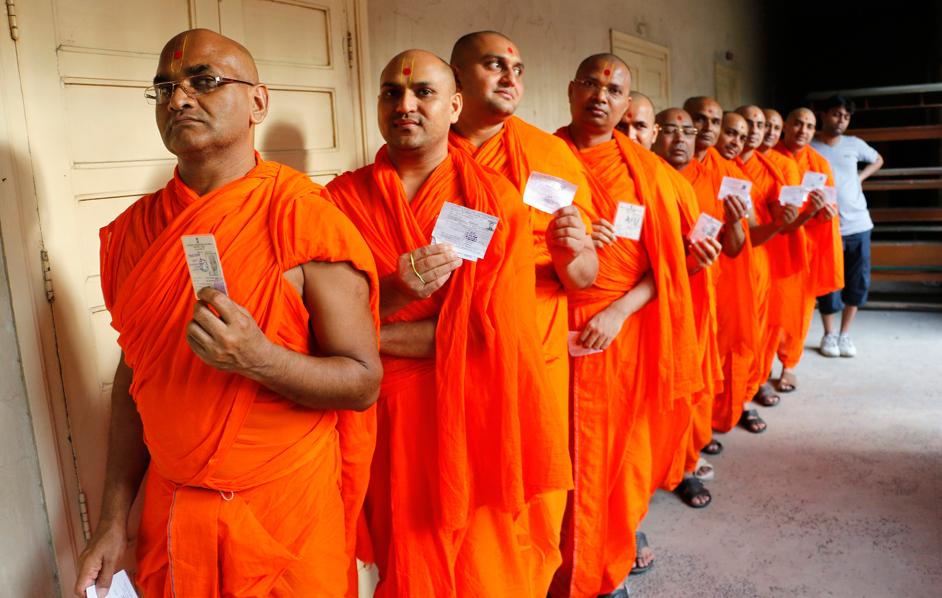 india elezioni