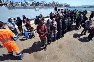 libia profughi