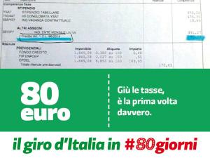 renzi 80 euro