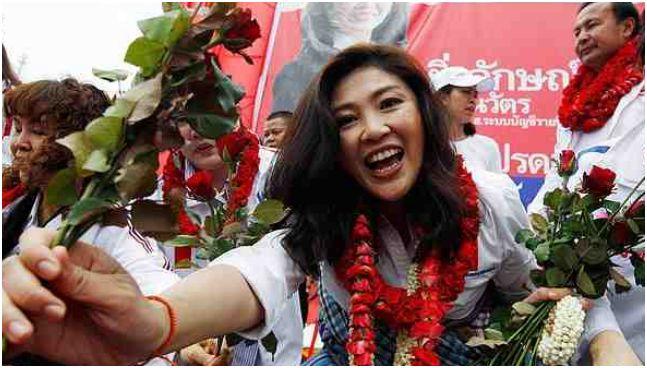 thailandia Yingluck
