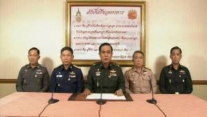 thailandia militari