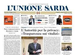 unione sarda trasparenza sui vitalizi baby pensioni
