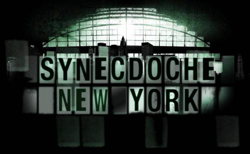 Synecdoche new york film cinema