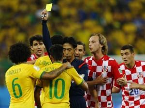 brasile croazia rigore