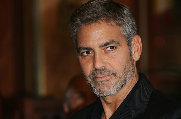 george clooney california