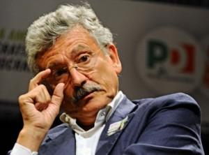 Pd, il dissenso si riunisce a cena da Massimo D�Alema