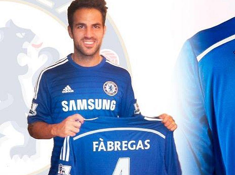 Calciomercato: Affare Fabregas, il Chelsea chiede 10 milioni