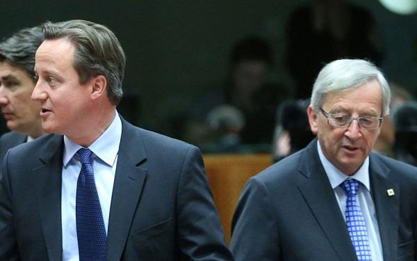 La Commissione europea a Juncker. Gran Bretagna fuori dall'Ue?
