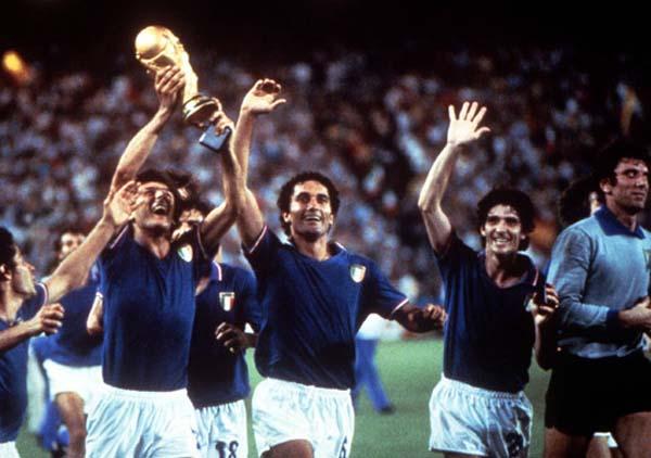 Italia 1982: un blocco di 6 juventini per un Mundial da incorniciare