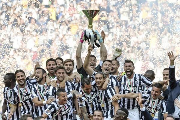 Juventus Campione d'Italia 2013-14