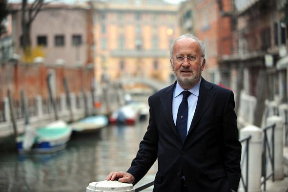 orsoni dimesso da sindaco di venezia