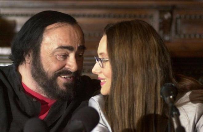 pavarotti e mantovani neo assessore firenze