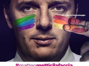 renzi gay pride ventennale roma