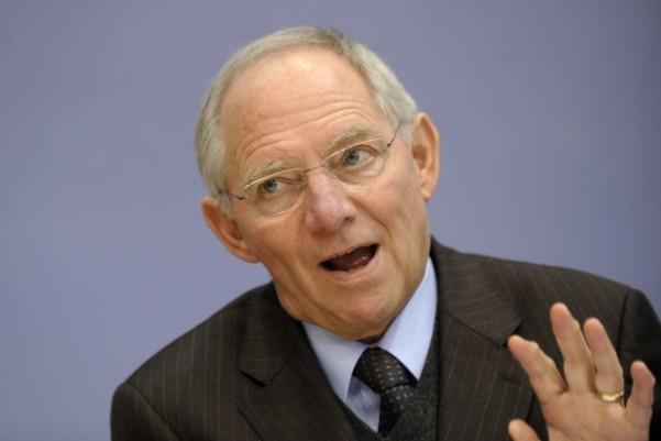 wolfgang schaeuble ministro finanze germania