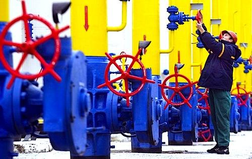 ucraina gas