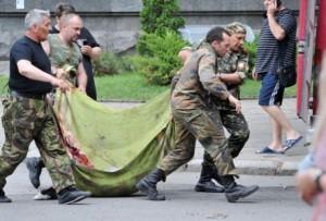 ucraina bombardamenti