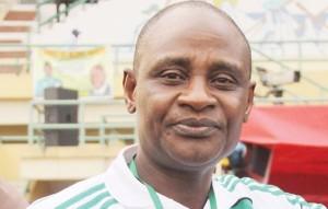 Aminu Maigari, presidente della federazione calcistica nigeriana