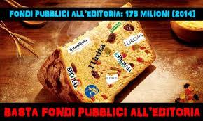 #BastaSoldiAiGiornali m5s propone abolizione finanziamento fondi pubblici editoria