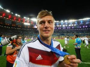 Kroos, nuovo acquisto del Real Madrid