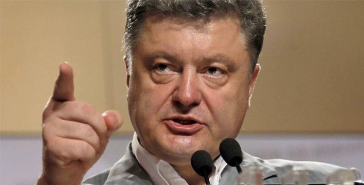 Ucraina Poroshenko