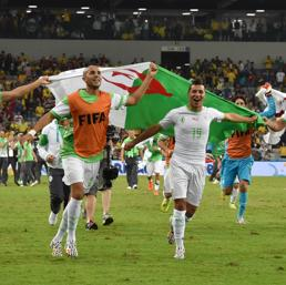 Algeria - gaza