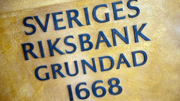 banca centrale svedese