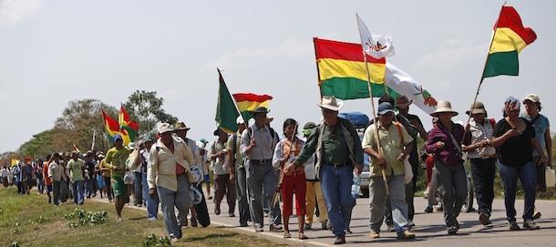 Bolivia elezioni