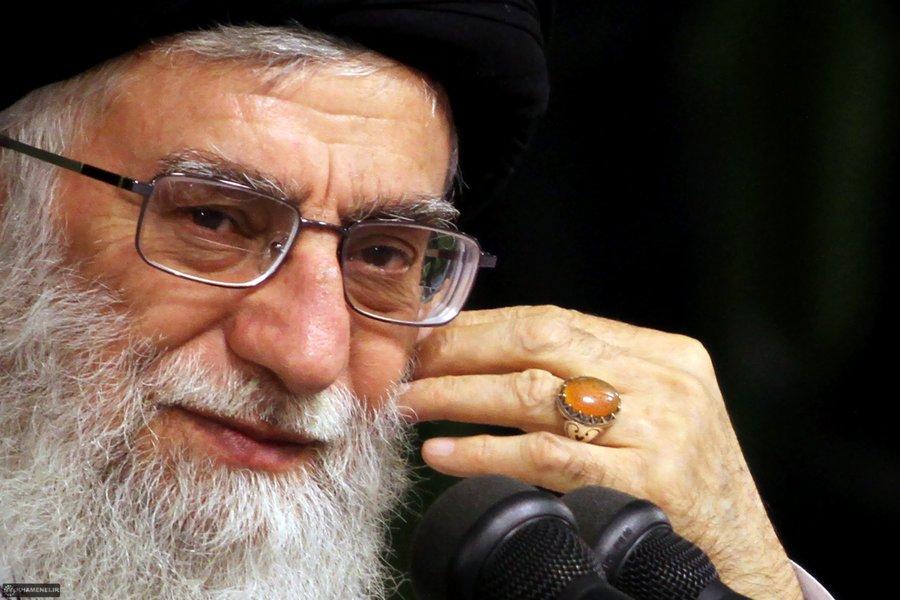 gaza khamenei