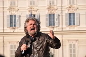 Dal blog di Grillo, avvertimento a Napolitano: �Bruno e Violante non li votiamo�