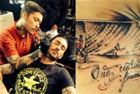 tatuaggio pinilla