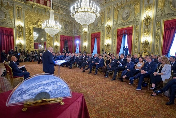 foto tratte da galleria foto: www.quirinale.it