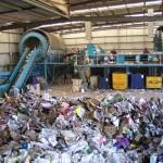 caos rifiuti roma