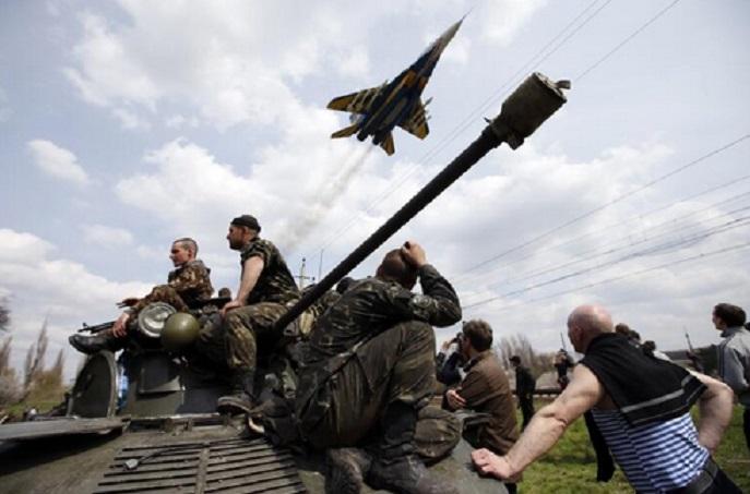 ucraina aereo
