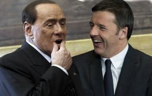 Il piano di Berlusconi: riforma del lavoro e poi grandi intese con Renzi