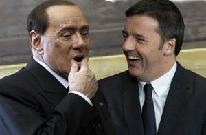 L�incontro mancato tra Renzi e Berlusconi