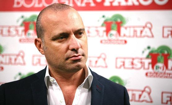 Stefano Bonaccini, ex bersaniano, oggi membro della segreteria Pd