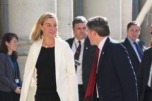 Mogherini e Tusk nell�Europa delle grandi sfide