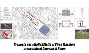 Italia a 5 Stelle, M5S chiede il Circo Massimo dal 10 al 12 Ottobre