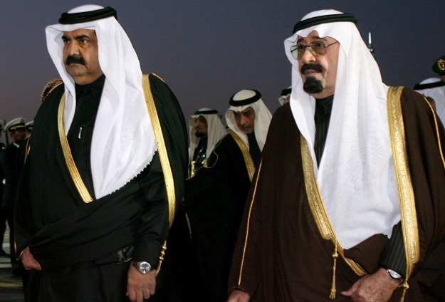 qatar arabia saudita