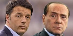 Scontro Renzi-Berlusconi, il premier: �� un biglietto scaduto�